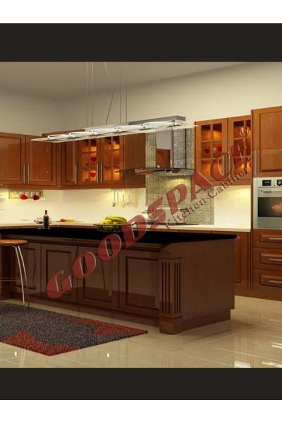 Kitchen Cabinet solid-3